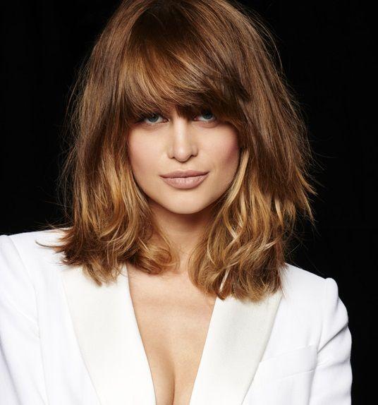 Pin di Agosto Parrucchieri Pinerolo ( su BOB LONG CARRE' LUNGO Bellezza dei capelli Stili