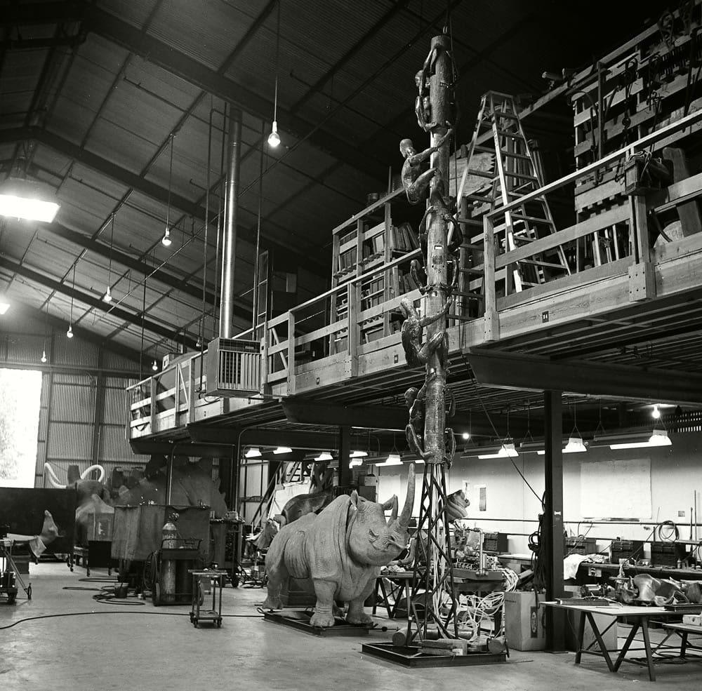 Disneyland Close Historic Calif Bungalow 9: Newly Released Photos From Disney Legend Roger Broggie's