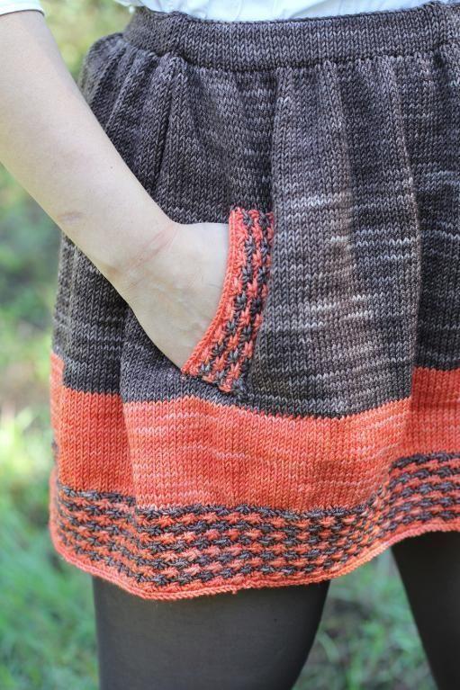 New Girl   Patterns, Knitting patterns and Skirt knitting pattern