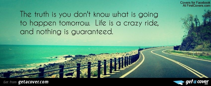 A Stunning Life Quote Facebook Cover For Your Fb Timeline Choose