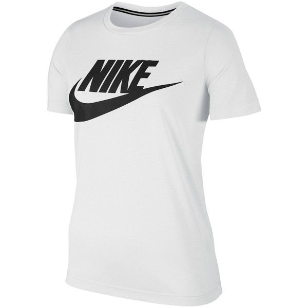a5c2b3a608d58 Nike Sportswear Essential T-Shirt ( 34) ❤ liked on Polyvore featuring  activewear