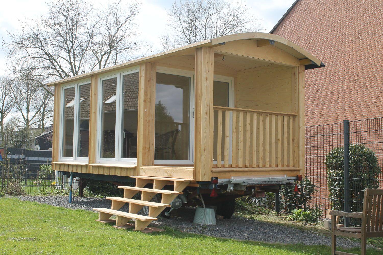 Bauwagen / Gartenhaus Tischlerei Camperworks Outdoor