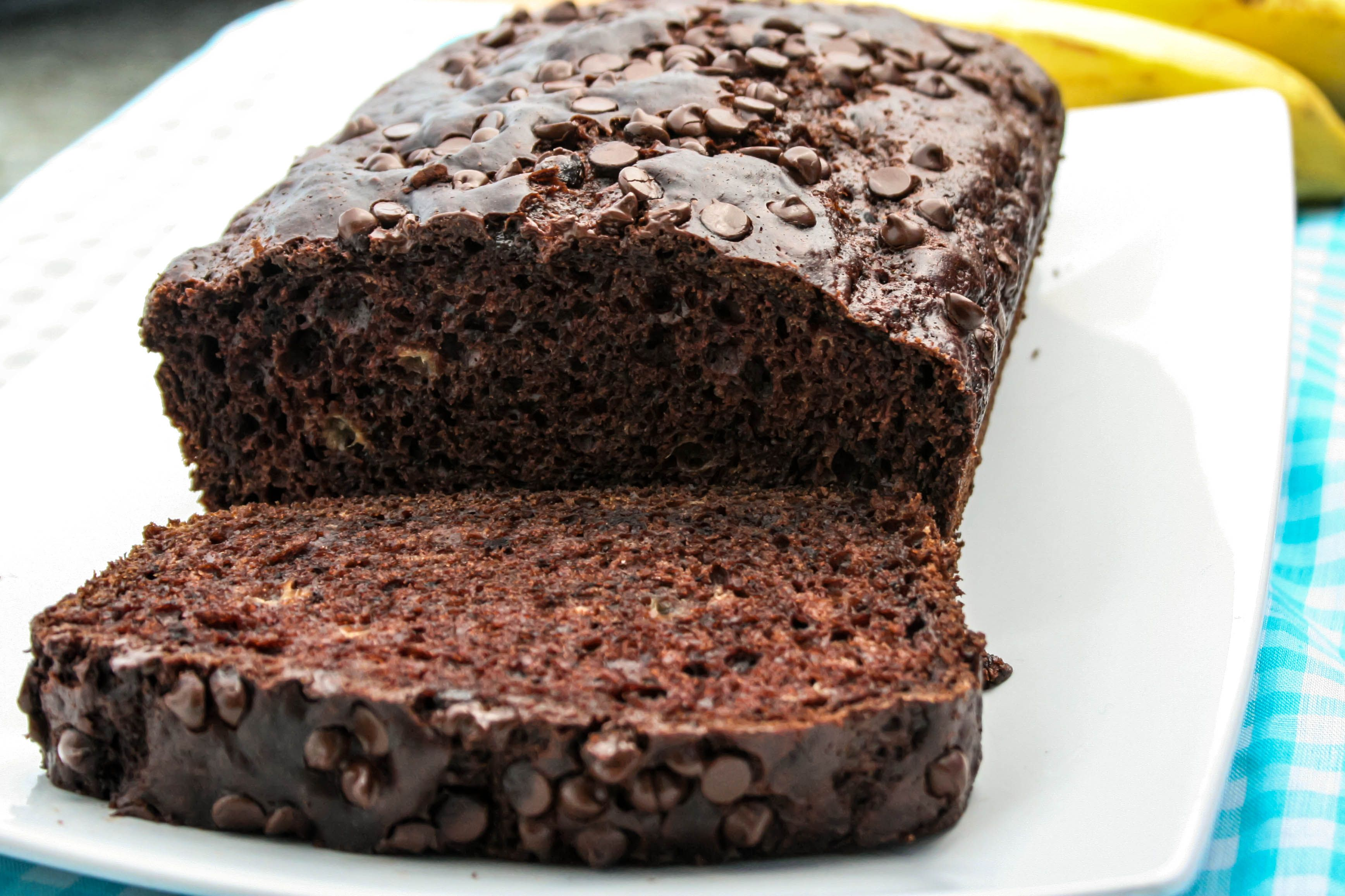 Chocolate Banana Loaf   Recipe   Chocolate, Cake recipes ...