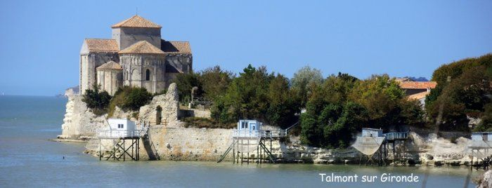 De Talmont Sur Gironde A La Palmyre Par Royan Gironde Royan Charente Maritime