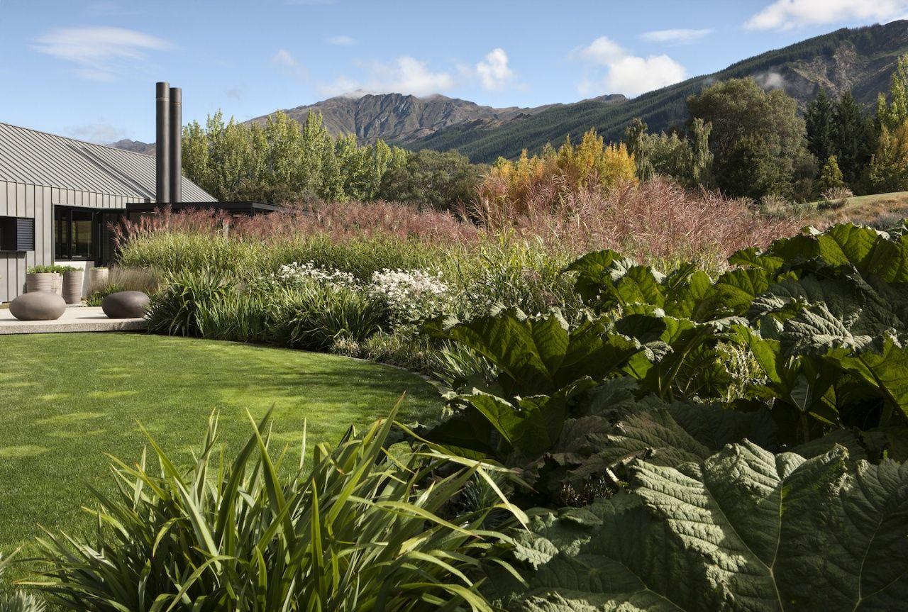 suzanne turley landscape design hill garden queenstown