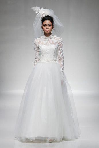 Wedding Magazine - Alan Hannah 2015 wedding dresses