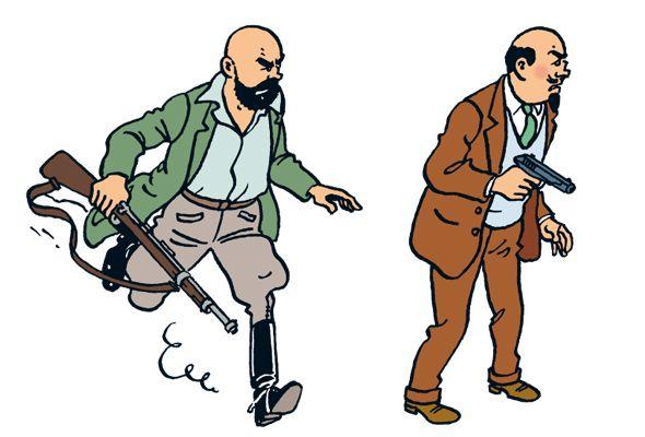 Les Aventures De Tintin Docteur Muller Bd Tintin Herge Les Aventures De Tintin