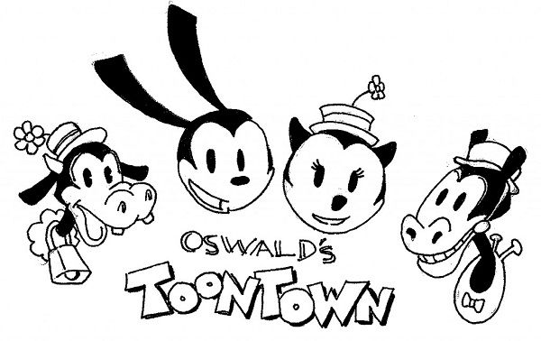 Oswald The Lucky Rabbit Coloring Pages New Coloring Pages Oswald The Lucky Rabbit Lucky Rabbit Coloring Pages