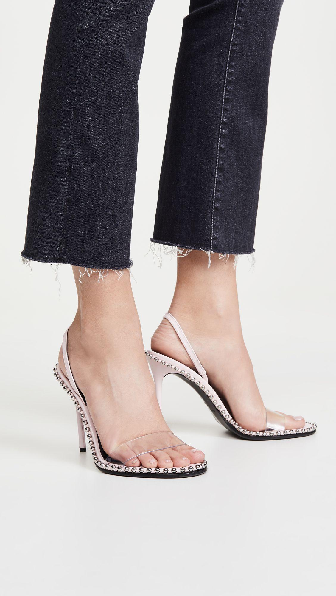 Nova Sandals In 2020 Kitten Heels Heels Fashion