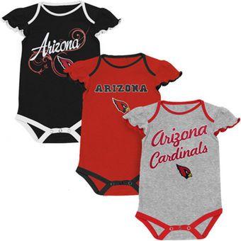 6cf8162c Baby Arizona Cardinals Apparel - AZ Cardinal Football Gear for ...