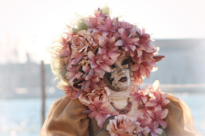 Venice Carnival 2016 Venice carnival costume and mask
