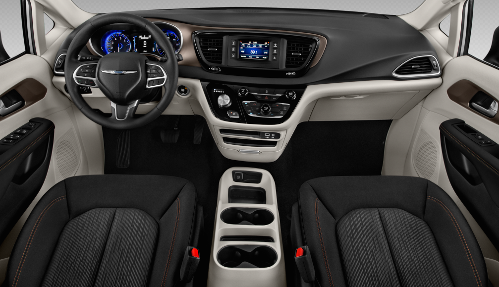 2017 chrysler pacifica interior News Cars Report