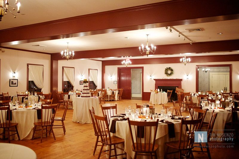 Old Sturbridge Village Wedding Reception Oliver Wight Tavern Ivory Brown Rustic Country Ballro Candle Lit Wedding Sturbridge Village New England Fall