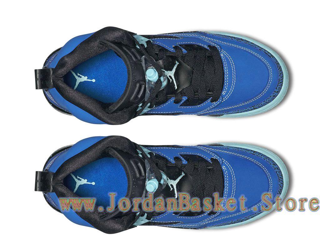 finest selection b31c5 12511 Jordan Spizike BG 317321 400 Chaussures Jordan Officiel Pas Cher Pour Femme  Blue-1712130603-Air Jordan Site Officiel 2018! Basket Jordan Pas Cher
