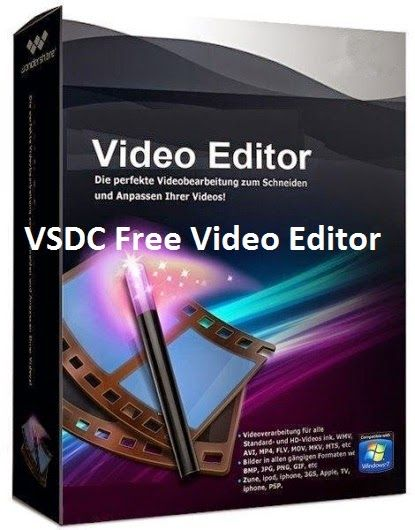 VSDC Free Video Editor Portable Crack Serial | Software