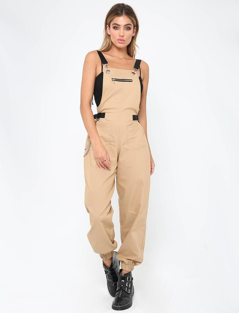 f5ba24c7717e Buy Our Cobain Overalls in Tan Online Today! - Tiger Mist