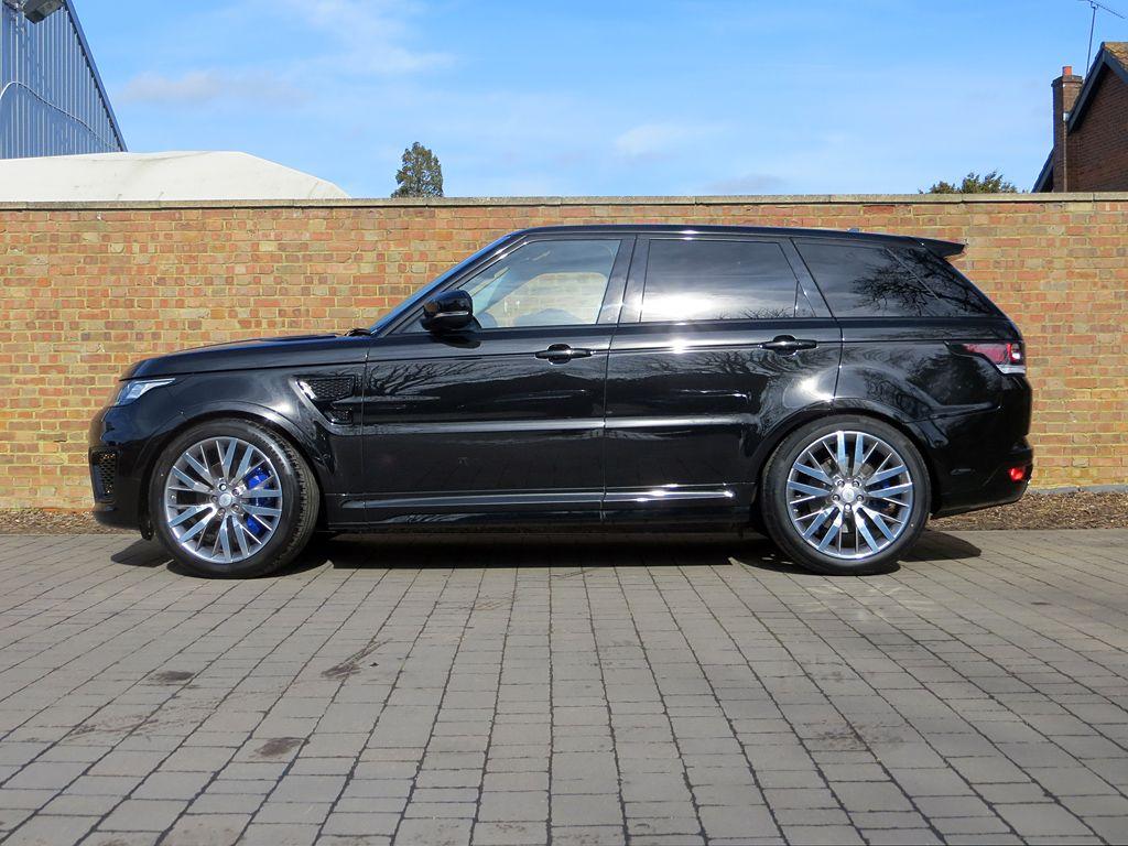 Range Rover Sport 5.0 SVR for sale at Romans International.
