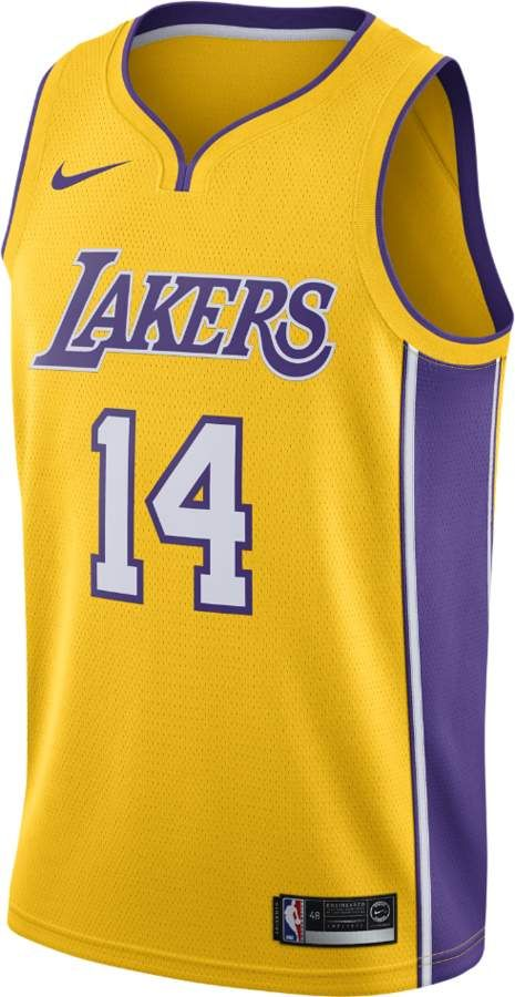 d27cf0aef3c Nike Brandon Ingram Icon Edition Swingman Jersey (Los Angeles Lakers) Men s  NBA Connected Jersey