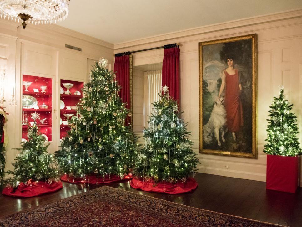 White House Christmas Tour 2016 Part I Christmas Christmas 2016 Christmas Holidays