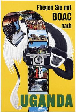 Uganda - BOAC