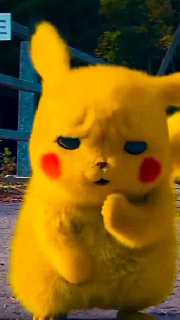 Pokemon and Pikachu cartoon funny video