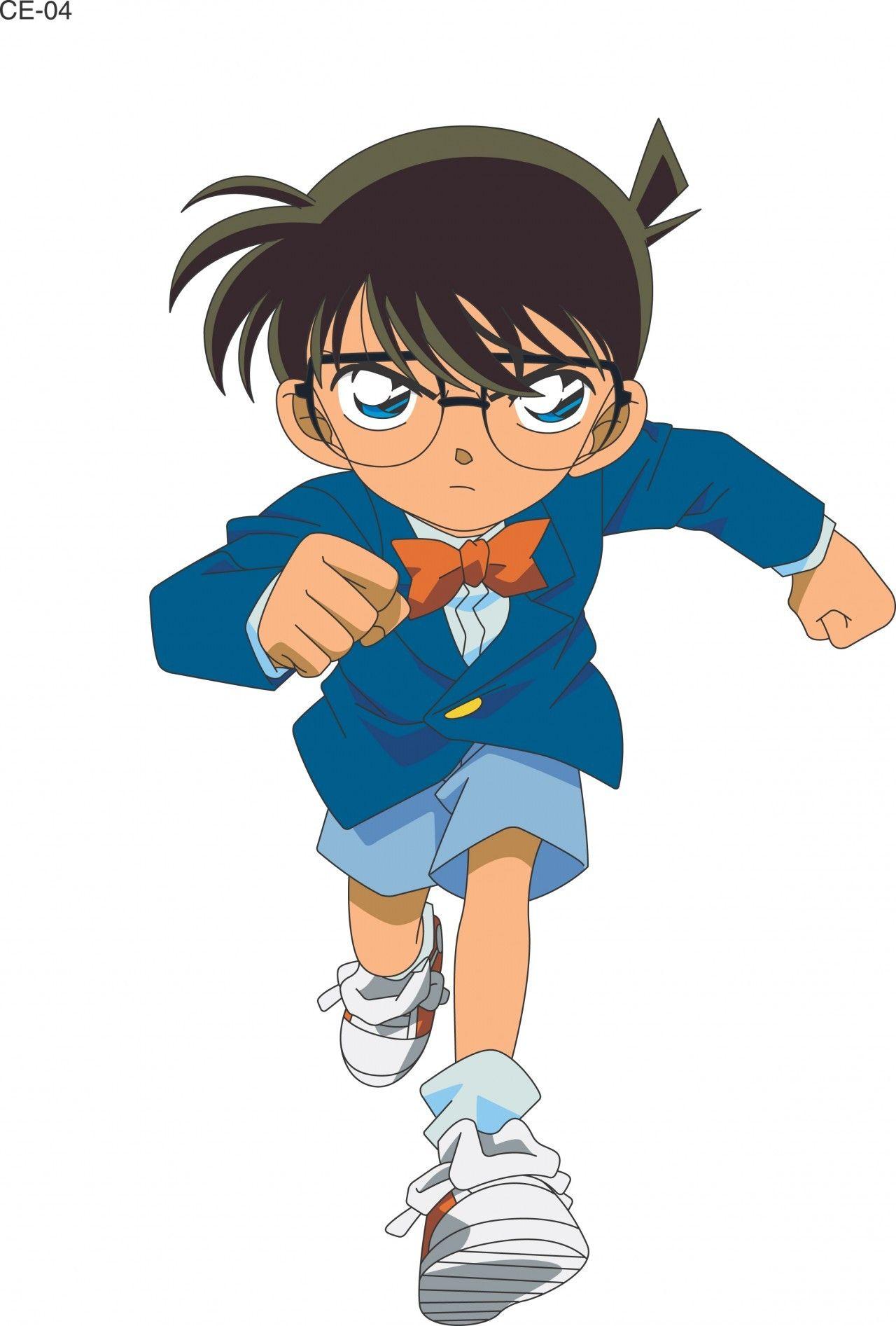 Detective Conan Anime, Hoạt hình, Dễ thương