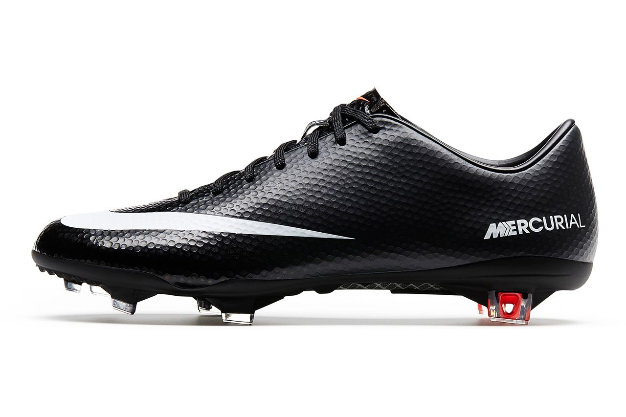 Nike Goes Classic with Black Football
