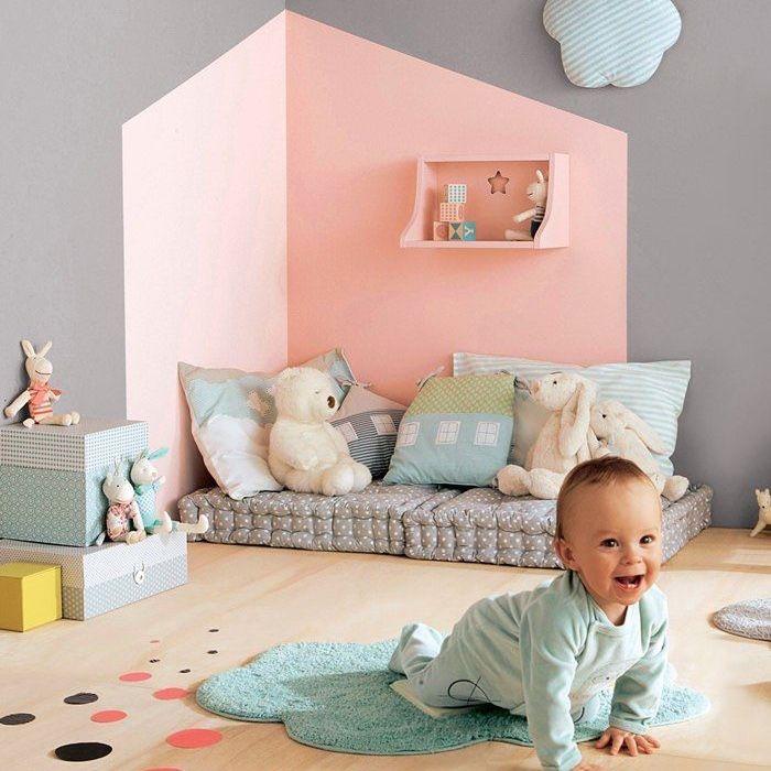 J\u0027aime - Coin lecture et détente Déco enfant Pinterest Kids - Magazine Deco Maison Gratuit