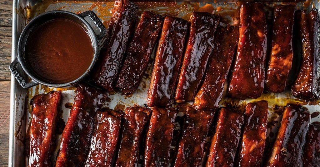 BBQ Ribs by Amanda Haas | Recipe | Bbq ribs, Traeger ...
