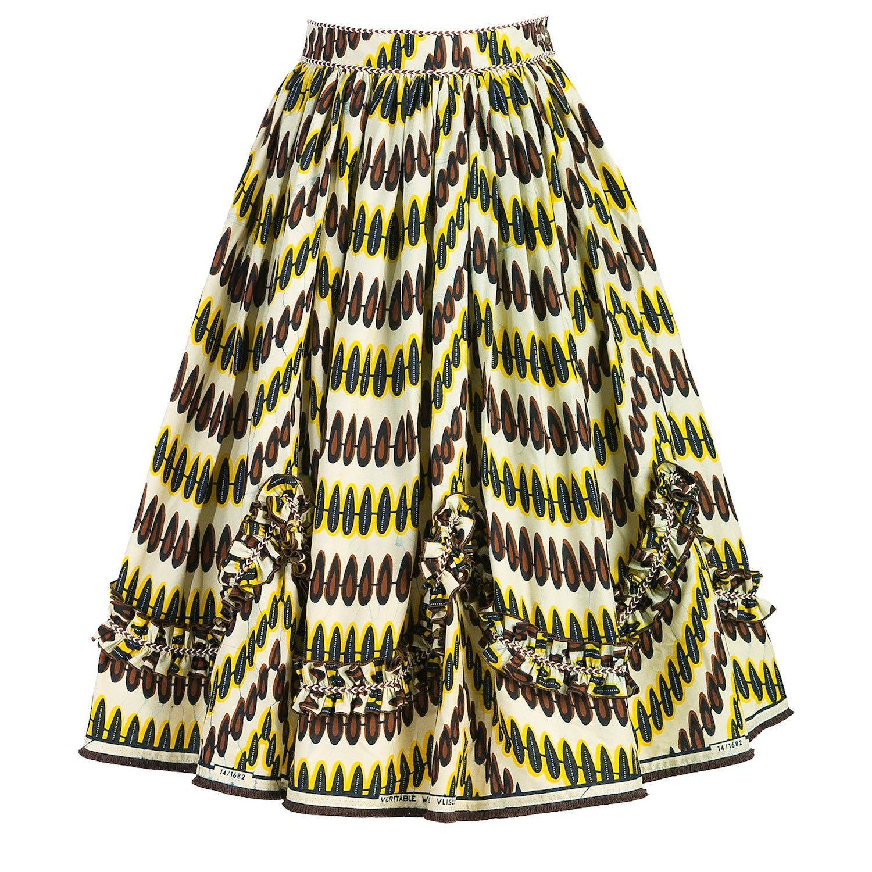 Zambezi Skirt seeds - Spring Summer 2015 - Online Store - Lena Hoschek Online Shop