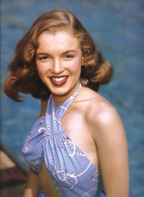 Photographed by Richard Miller, 1946.