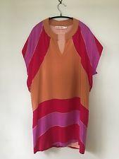 Vedere da CHLOE abito in colori vivaci Taglia M