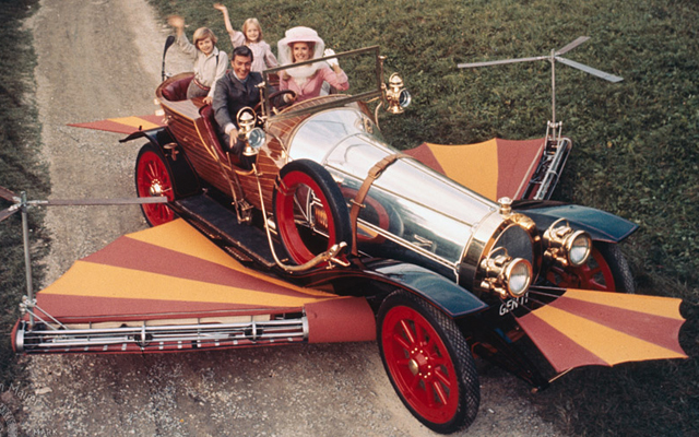 A Look Back At The History Of The Future Of Cars Movies New