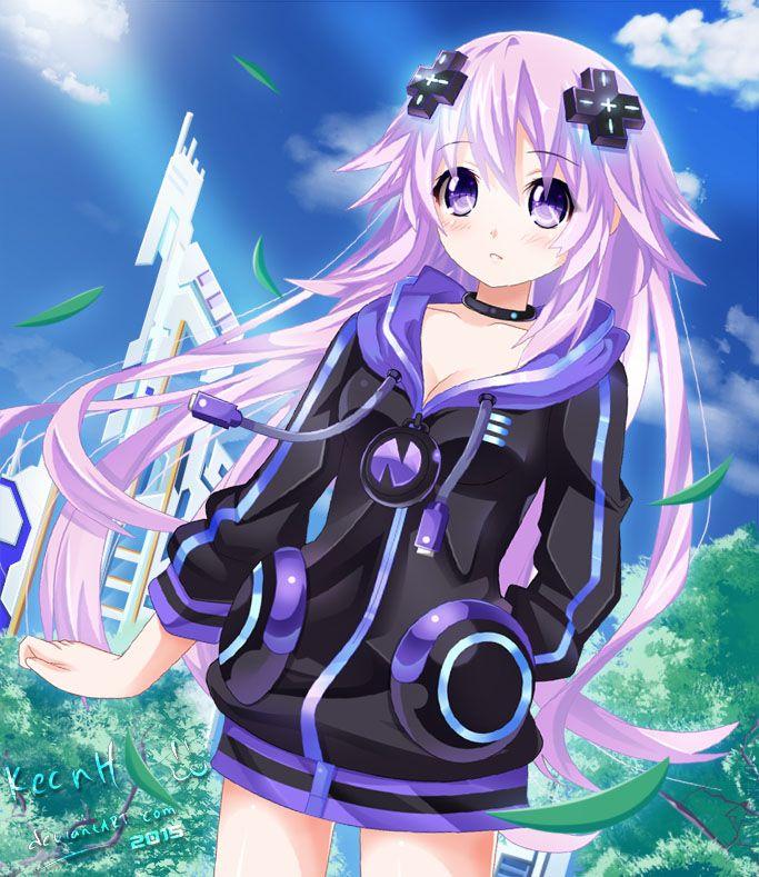 Adult Neptune Hyperdimension Neptunia Pinterest