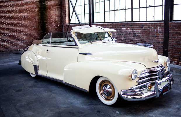 1948 Chevrolet Fleetline Classic Cars Classic Cars Trucks