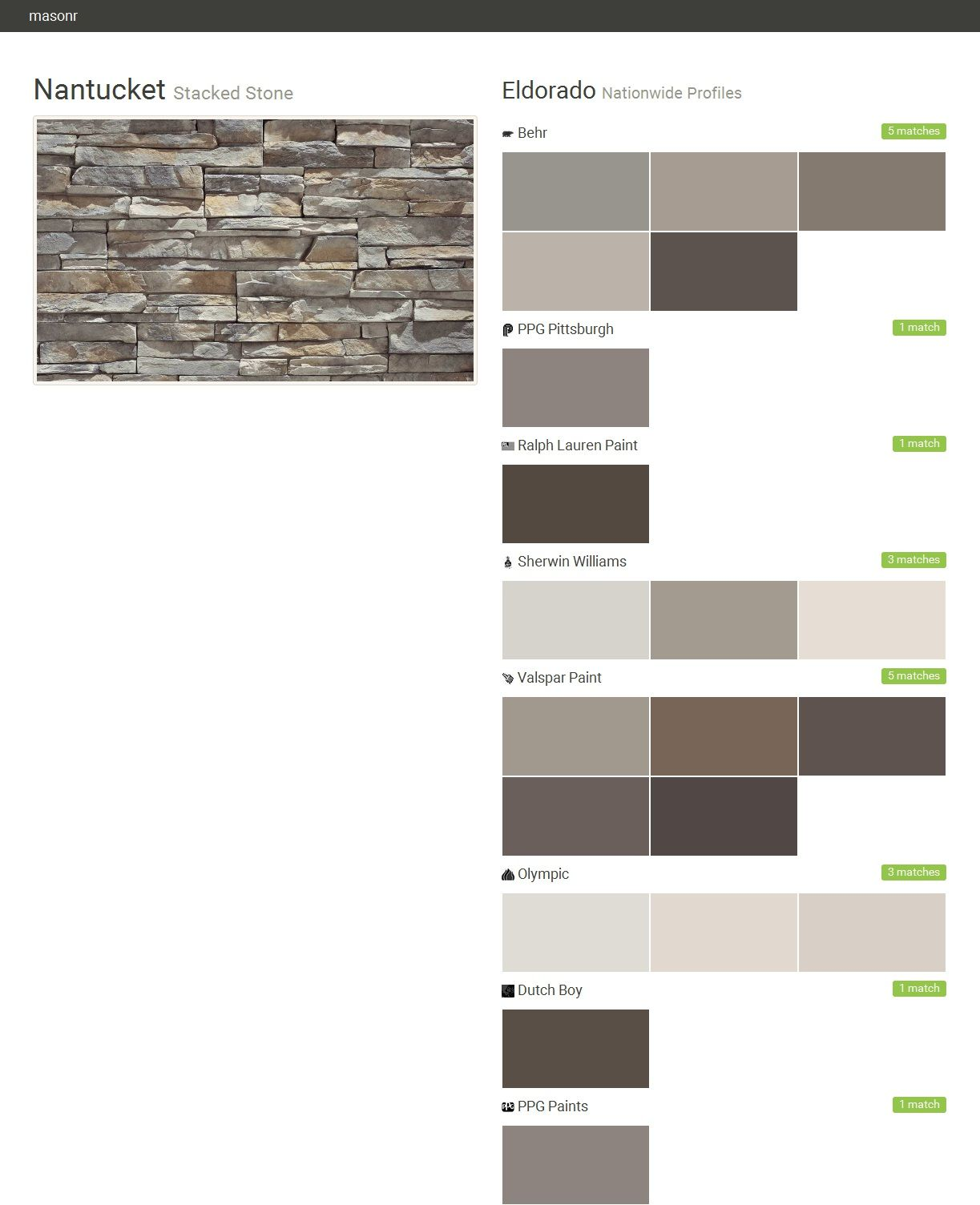 Ralph Lauren Paint Sherwin Williams Valspar Olympic Dutch Boy Ppg Paints Click The Gray Visit On To See Matching Names
