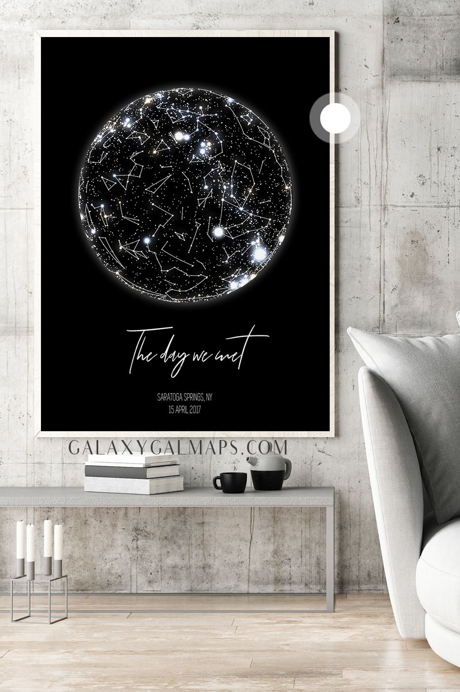 Personalized Star Map 18th Anniversary Gift For Men 18 Year Women Present Idea Him Her Wife Husband Wedding Pillow