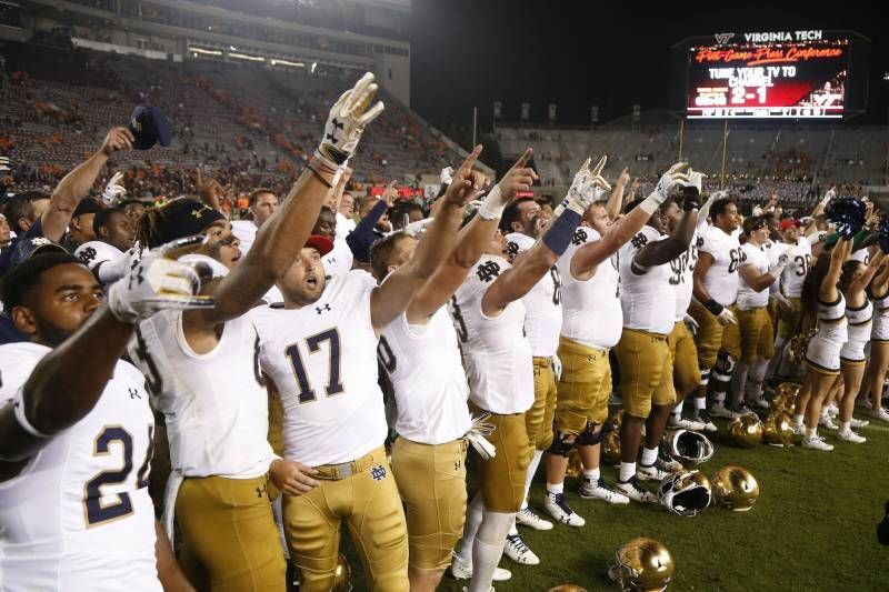 Winners And Losers From Week 6 Of College Football With Images