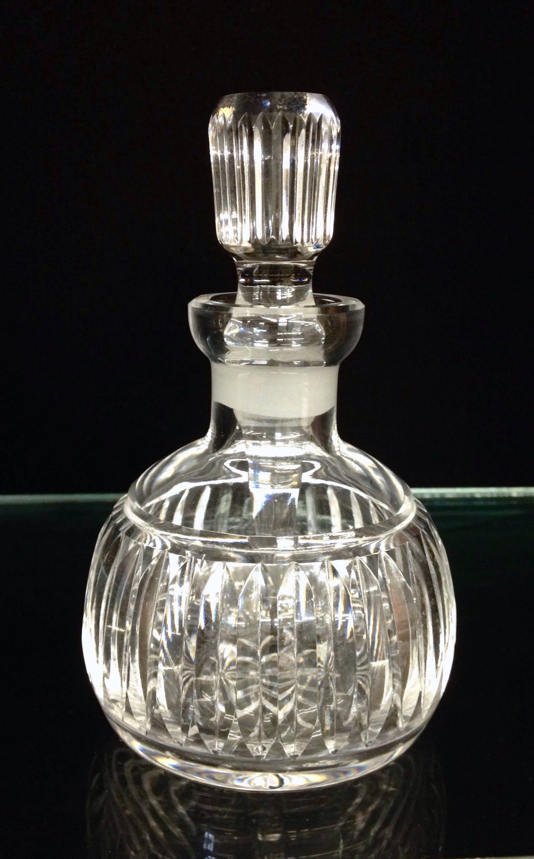 Vintage waterford crystal lismore perfume bottle dauber acid vintage waterford crystal lismore perfume bottle dauber acid marked nice condition 18334 fine irish glass by reviewsmspy