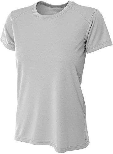 A4 Women S Cooling Performance Crew Short Sleeve Tee Active Wear