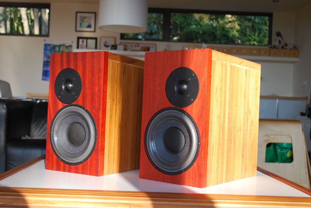 Home made/DIY speakers - AudioKarma org Home Audio Stereo Discussion