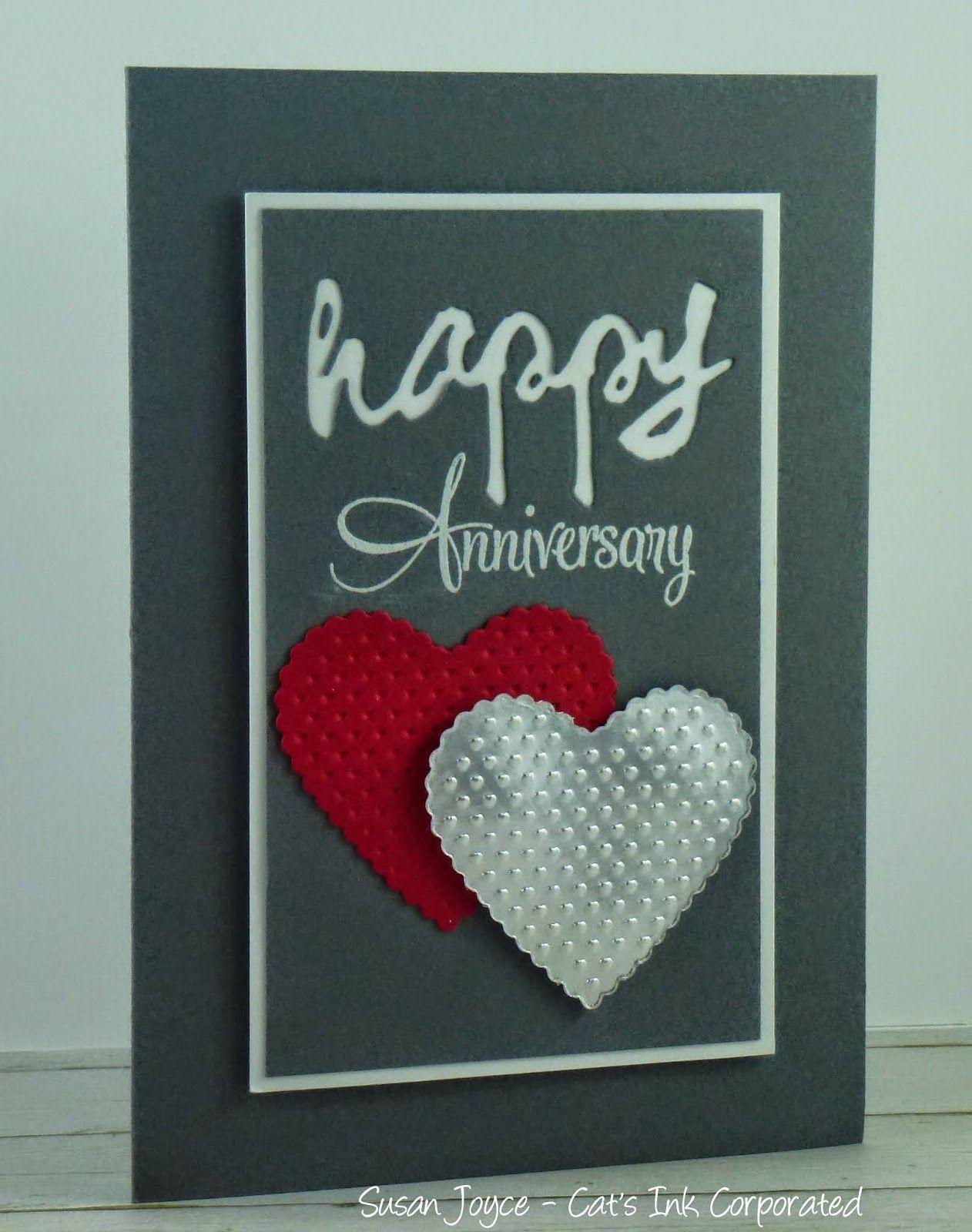 Catus inkcorporated valentine cards pinterest anniversaries