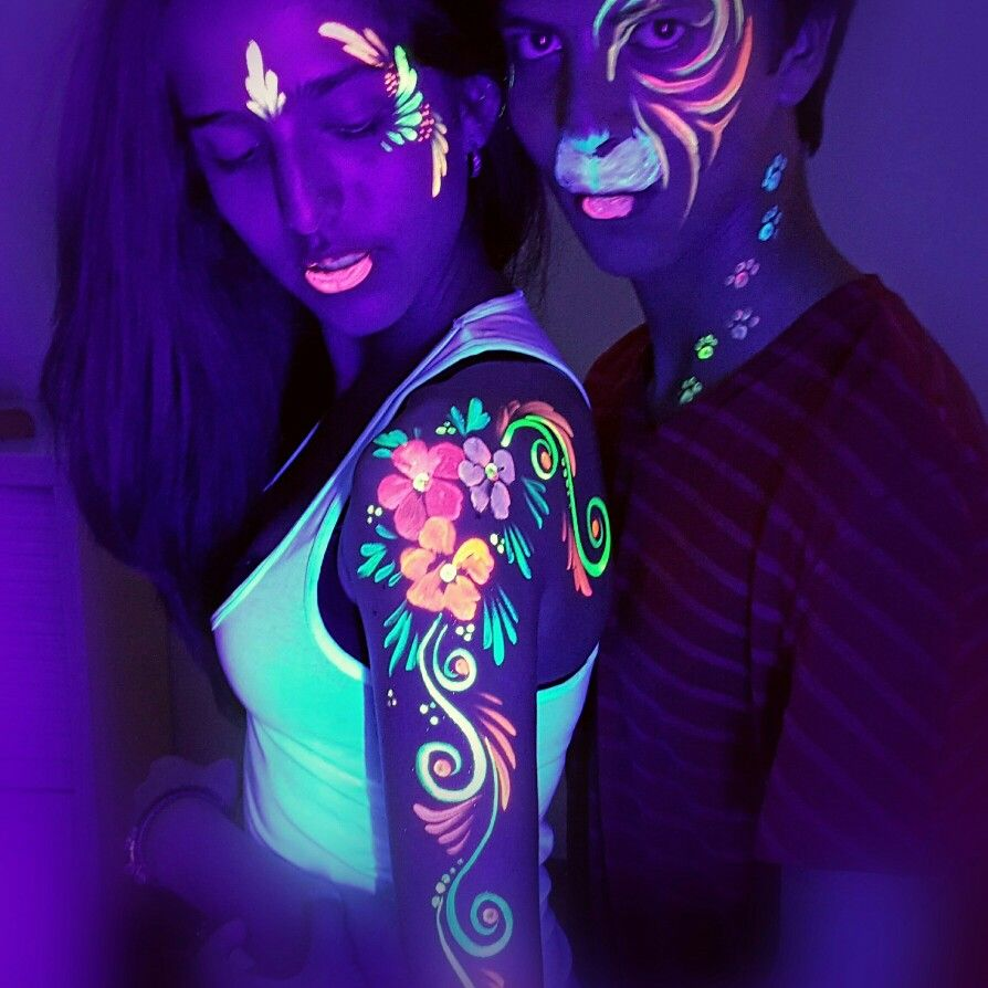 NEON PARTY … | Pinteres…