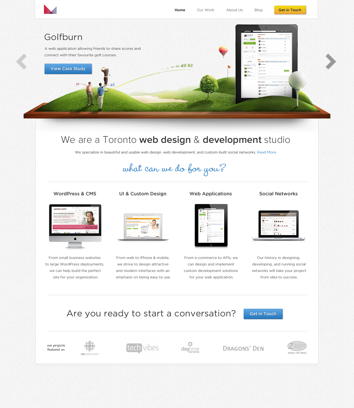 Best Web Design Toronto | Thrive Assembly | Portfolio