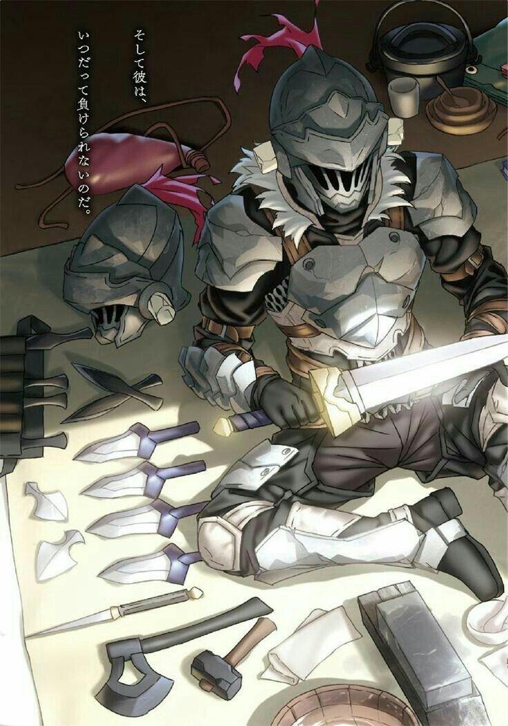 Pin by Jay on fã art geral Anime, Goblin, Slayer anime