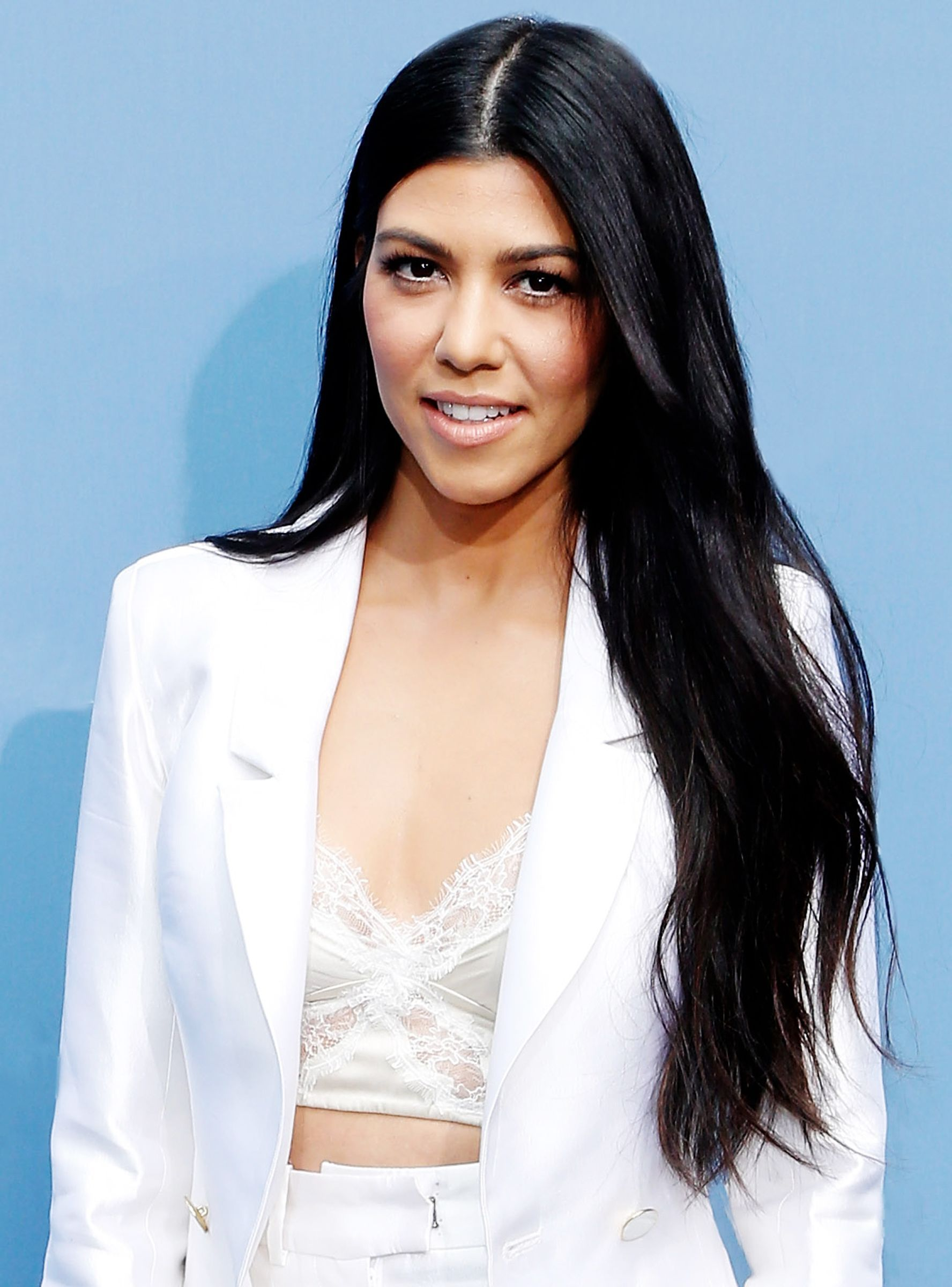 The One Word Kourtney Kardashian Doesnut Want Her Daughter To Hear
