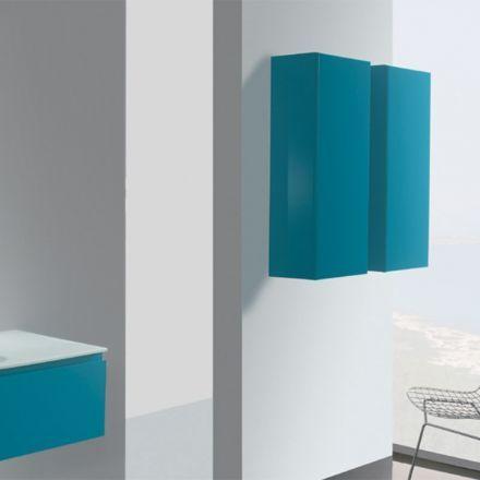 demi colonne de rangement suspendu pour salle de bain 13. Black Bedroom Furniture Sets. Home Design Ideas