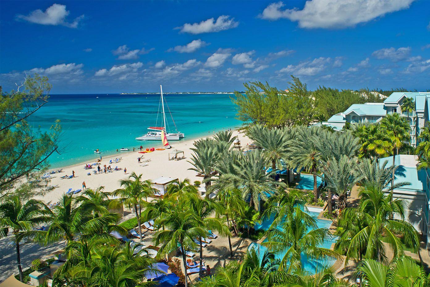 Seven Mile Beach Grand Cayman Westin Resort