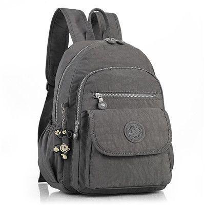 9c8f4fda2c1c TEGAOTE Small Backpack for Teenage Girls 16 Color Newest Backpacks Mochila  Feminina Escolar Casual Nylon Mini Women Bagpack 2017