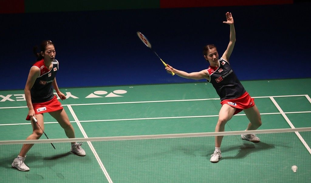 Pin oleh Badminton Athlete Collection di Women's Double